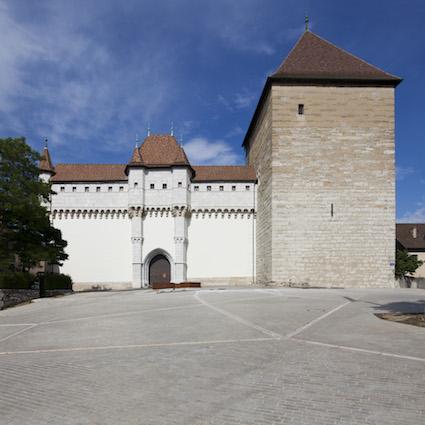 © Annecy, ville d'art et d'histoire