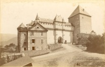 Fonds Balladier, © Annecy, ville d'art et d'histoire